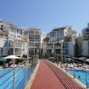 тристайни апартаменти под наем слънчев бряг