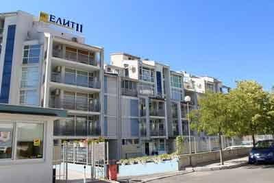 Апарт Хотел Елит 2 Apart Hotel Elit 2 Sunny Beach apartments