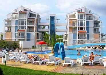 Апарт отель Елит 2 Солнечный берег