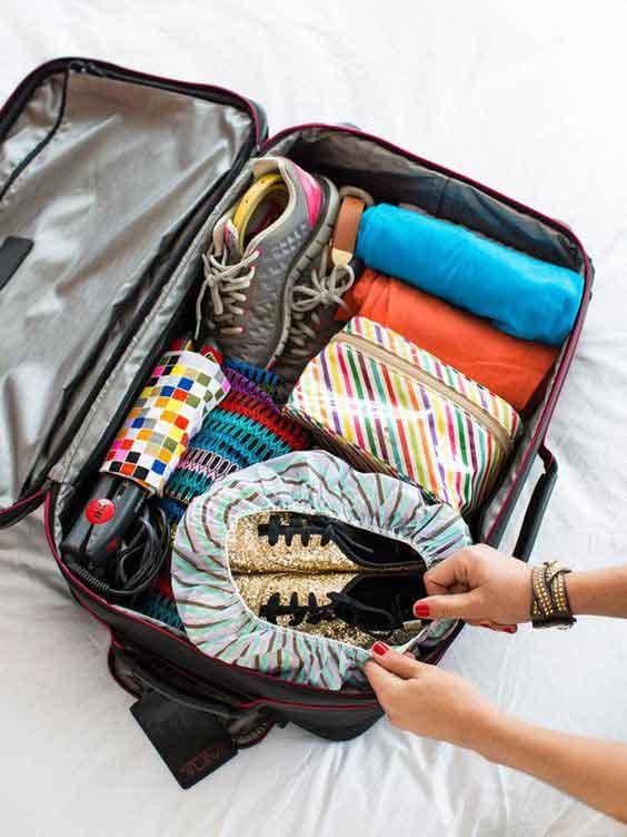 стягане на куфар – полезни съвети